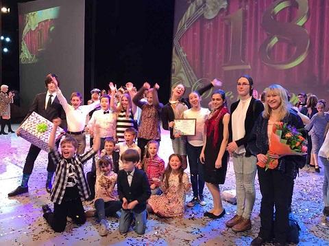 Юные саратовские актеры получили «золото» на международном фестивале