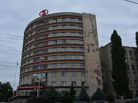 МЧС будет тушить пожар в саратовском Экономе