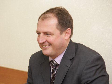 Сергей Червяков претендует надолжность руководителя Волжской администрации