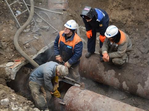 Из-за ремонта наБлинова без тепла остались 34,6 тысячи саратовцев