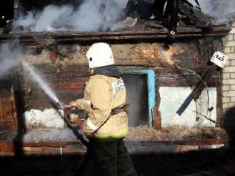 ВКистендее напожаре пострадали двое мужчин