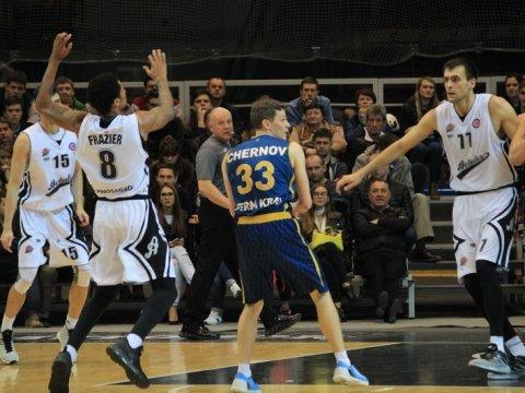 Саратовский баскетбольный клуб сохранил шансы навыход плей-офф Лиги ВТБ