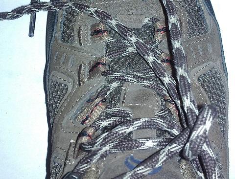 Мир напороге великих открытий— Почему развязываются шнурки