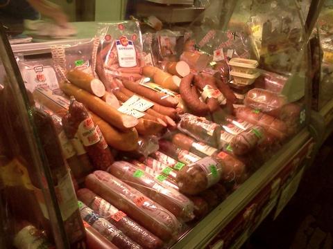 Вэнгельсской колбасе отыскали вирус африканской чумы свиней