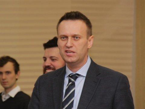 Навальный ответил напопытки своего сравнения сГитлером