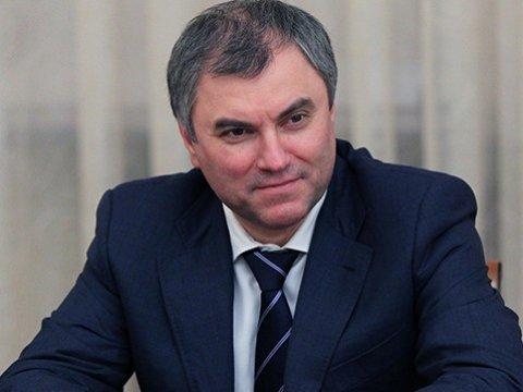 Володин считает критику царского исоветского периодов истории страны атакой на РФ