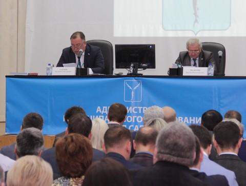 Сараев возглавил медиарейтинг мэров столиц регионов ПФО