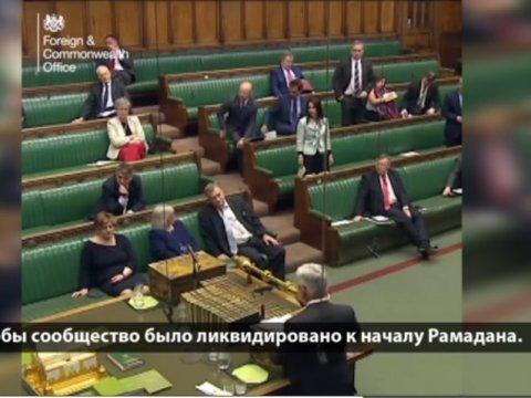Секретарь Кадырова ответил на объявление замглавы английского МИД опреследовании геев