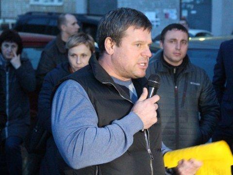 Альберт Старенко преждевременно сдает депутатский мандат ипереезжает в столицу Российской Федерации