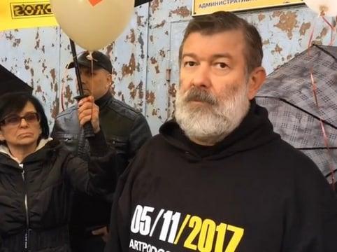 Оппозиционер Вячеслав Мальцев освобождён изспецприёмника