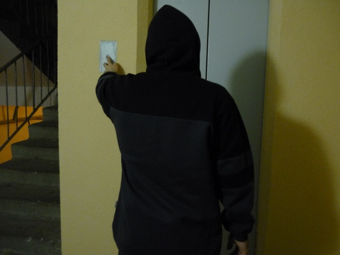Чтобы запустить новый лифт вдоме, лифтеры украли привод сработающего объекта