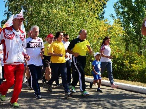 ВСаратове идет подготовка к5-километровому забегу врамках фестиваля урбанистики