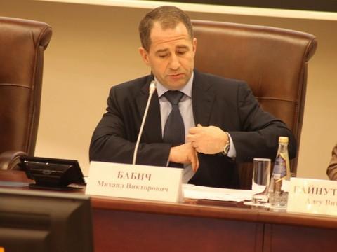 Михаил Бабич поведал о«сложном наследстве» Валерия Радаева