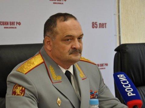 Сергей Меликов: Институты нацгвардии РФ увеличили набор