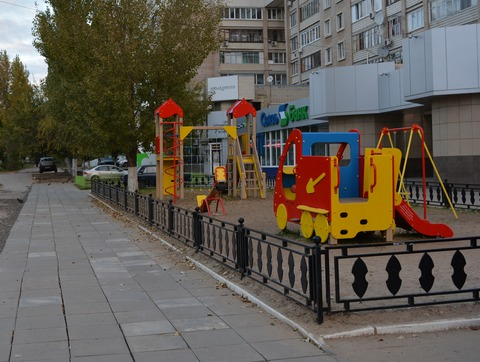 Валерий Радаев: граждане недовольны качеством установки детских площадок