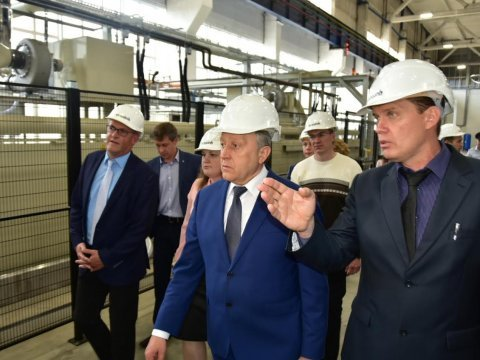 Втретьем квартале вЭнгельсе откроют новый завод попроизводству рельсовых креплений