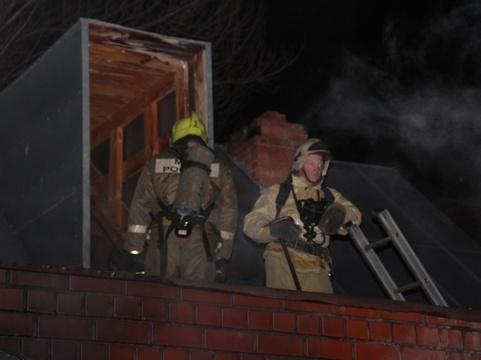 ВСаратове напожаре погибли 3 человека