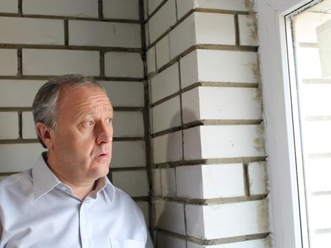 Саратовская область рискует сорвать сроки переселения изаварийного жилья