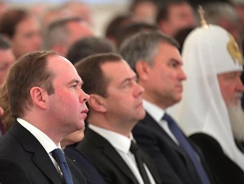 Путин подписал закон о секретном имуществе чиновников