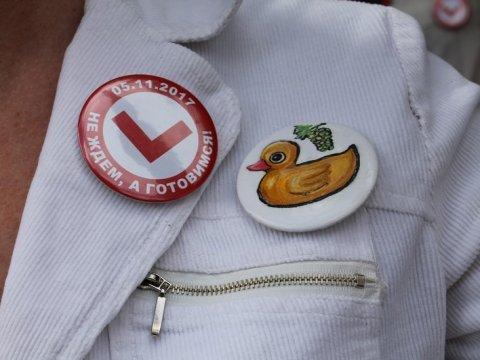 Регион попал в 10-ку самых беспокойных инедовольных— Самара протестная