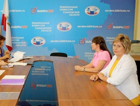 Радаев подал документы нарегистрацию кандидатом навыборах руководителя региона