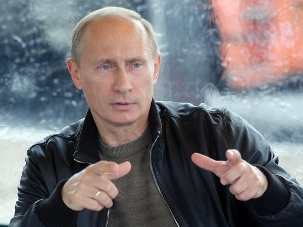 Самый богатый человек вмире: британский финансист оценил состояние В.Путина