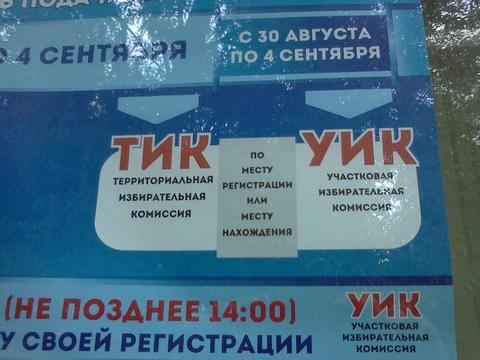 Наблюдатели пресекли вброс бюллетеней вСаратовской области