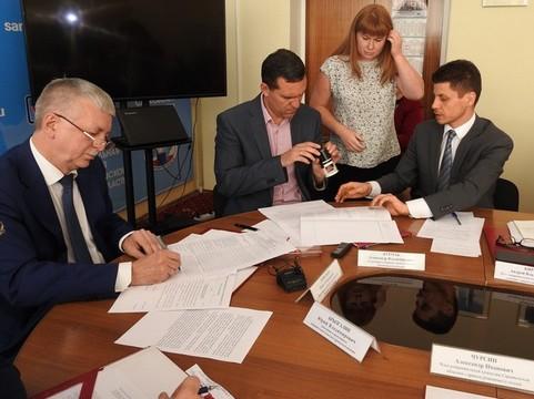 Стало известно, почему мэр Саратова ушел вотставку после выборов 10сентября