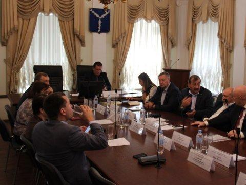 Народные избранники гордумы одобрили переход Анидалова врегиональный парламент