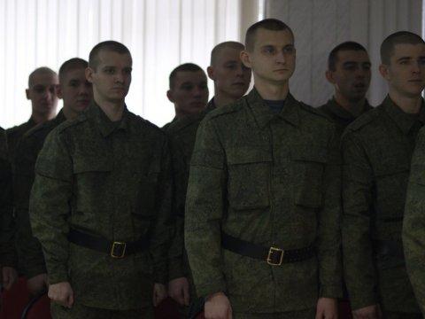 ПрезидентРФ подписал указ опризыве навоенную службу