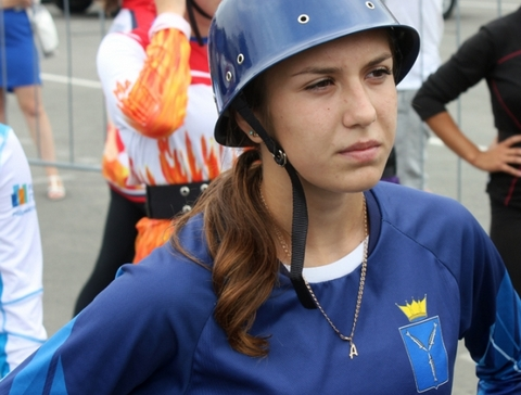 Саратовчанка стала Чемпионкой Мира попожарному спорту
