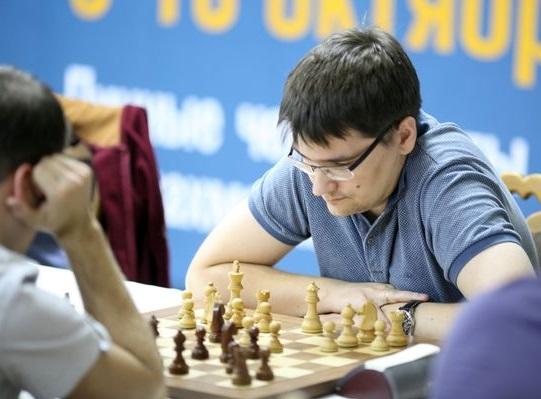 Евгений Томашевский одержал победу «серебро» чемпионата РФ