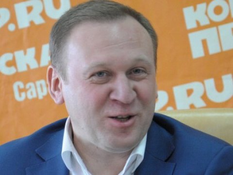 Сергей Бровкин сменил Юлию Литневскую напосту замглавы Саратова
