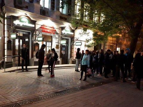 Ночной клуб проспект в саратове дюртюли клубы ночные