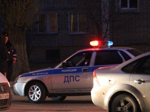 Во время рейда полицейские в Саратове устроили погоню за пьяным нарушителем
