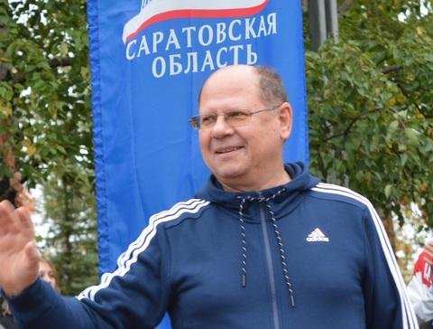 Владимир Быков поднялся на3 строчки врейтинге глав ЗакСобраний