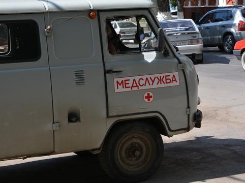 ВКрасном Октябре байкер разбился в трагедии сУАЗом