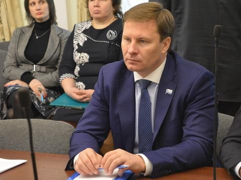 Думский комитет одобрил кандидатуру Ойкина напост 1-го зампреда руководства