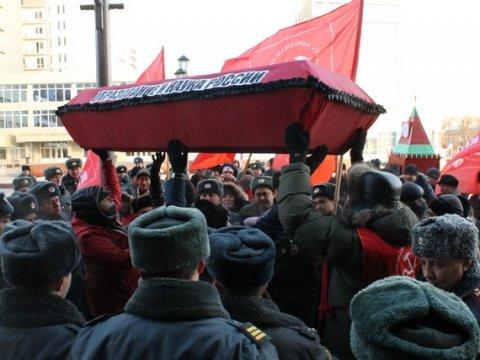 Забайкальский пенсионер попросил упрезидента В. Путина могилу игроб