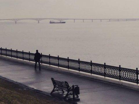 Из-за тумана встолице предполагается ухудшение видимости