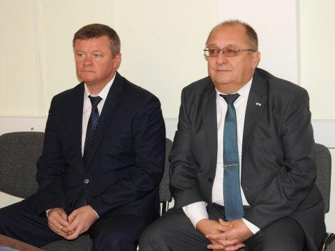 Претенденты напост руководителя Саратова предстали перед конкурсной комиссией