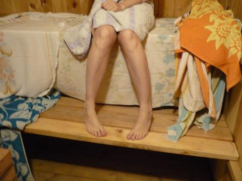 Ночная гостья обокрала посетителя пугачевской сауны