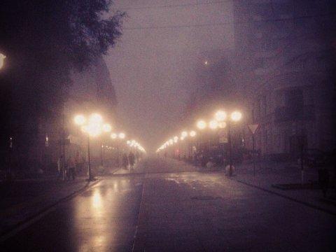 ВМЧС предупредили саратовцев осильном тумане игололедице
