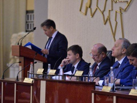 Алексей Решетников освободил кресло министра в руководстве области для Елены Щербаковой