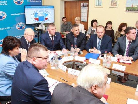 Заместителем председателя избиркома Саратовской области избран Юрий Брызгалин