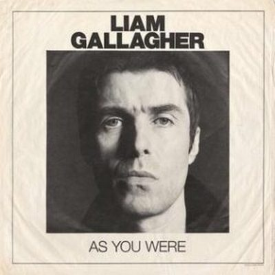 Liam Gallagher. As You Were, 2017