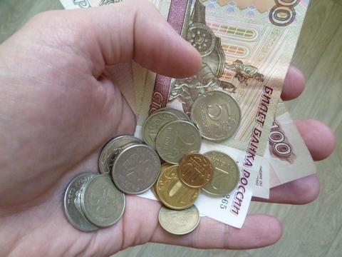 Неменее трети граждан России проинформировали онехватке денежных средств наодежду иеду