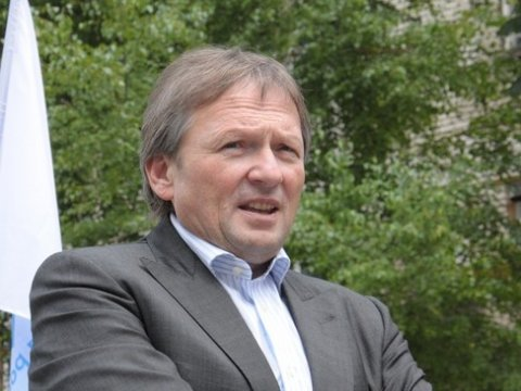 Борис Титов объявил обучастии впрезидентских выборах