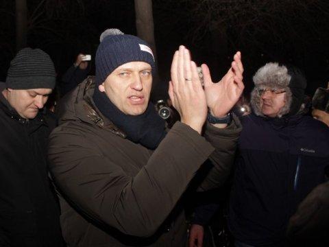Перед приездом Навального схвачен координатор штаба вСаратове