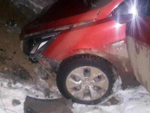 Под Саратовом 29-летняя пассажирка пострадала вДТП с нетрезвым  водителем